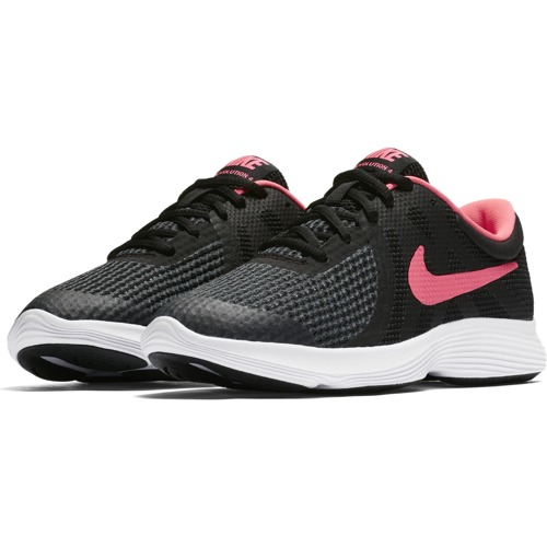 BUTY JUNIOR NIKE REVOLUTION 4 CZARNE 943306-004 (GS)